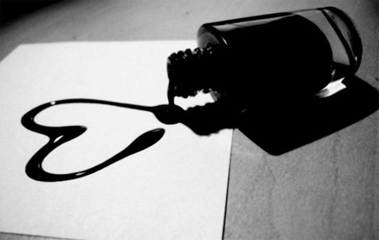heart ink